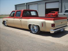 Hills Hot Rods old work Dually