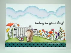 I Wanna Build a Memory: New Stacey Yacula Garden Blooms collection at Purple Onion Designs