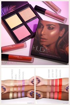 Huda Beauty Summer Solstice
