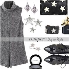 How To Wear Stars in the night Outfit Idea 2017 - Fashion Trends Ready To Wear For Plus Size, Curvy Women Over 20, 30, 40, 50