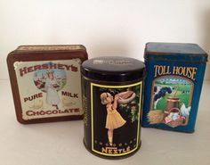 A personal favorite from my Etsy shop https://www.etsy.com/listing/192403866/tin-hershey-chocolate-vintage-cocoa-milk