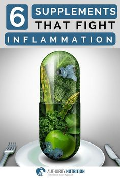 Inflammation is one of the leading drivers of many common diseases. Here are 6 supplements that can reduce inflammation, backed by science: https://authoritynutrition.com/6-anti-inflammatory-supplements/