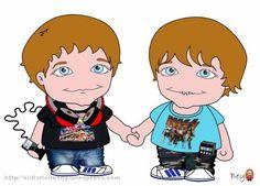Sakis gemelos