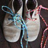 shoe laces - petit pan paris
