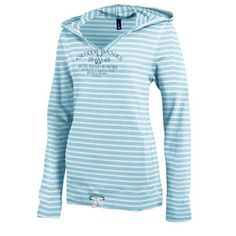 Arch Outer Banks anchors with sun, sand, and surf screen print design on a V-Neck hooded sweatshirt. This sweatshirt has pockets and a drawstring at the waistline. Made by Gear for Sports! 70% Cotton, 30% Polyester. $48.99