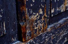 old door wood
