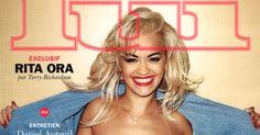 """Rita Ora, seins nus et bouche écarlate : Son shooting décadent pour """"Lui"""" Check more at http://people.webissimo.biz/rita-ora-seins-nus-et-bouche-ecarlate-son-shooting-decadent-pour-lui/"""