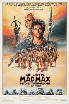 Mad Max 3. Más allá