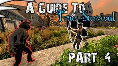 A Guide to True Survival - Part 4 | A Way to Town | 7 Days to Die | Alph...
