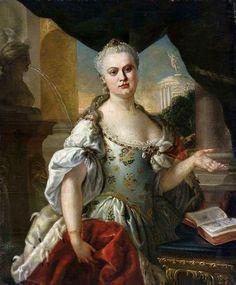 European Dress, European Fashion, European Style, Adele, Catherine Of Braganza, Potrait Painting, Bonnie Prince, Grand Duc, Rococo Fashion