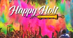 Top 100 Happy Holi Images, Wishes And Quotes.
