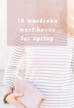 The first day of spring has come and gone, and it's officially time to start planning your wardrobe for the warmer months ahead. After a dark, cold winter we are all ready for bright colors, light fabrics, and baring more skin! Overhauling your wardrobe may be overwhelming – how do you know what to keep, what to toss, and what you can't live without? Read on as eBay shares the top 10 spring wardrobe essentials!