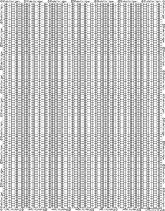 Del2drop.gif 700 × 900 pixels Graph Paper, Pattern Paper, Peyote Patterns, Beading Patterns, Beading Projects, Loom Beading, Jewelry Patterns, Seed Beads, Sequins