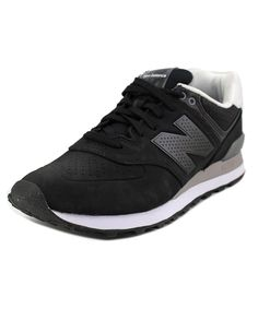 newest f2c5b fe021 NEW BALANCE NEW BALANCE ML574 ROUND TOE SUEDE SNEAKERS .  newbalance  shoes   sneakers