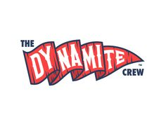 This is part of a series of characters, logotypes and other illustrations that were done for the Dynamite Crew Illustration team that I was a part of in Creative Typography Design, Branding Design, Typography Inspiration, Logo Design Inspiration, Typography Letters, Lettering, Typo Logo, Marca Personal, Retro Logos