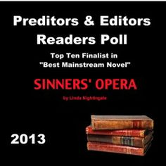 Wow.  Check out my new book video for Sinners' Opera, a paranormal.  Video by Noelle Adams.  http://youtu.be/wwsE3PvjFTk