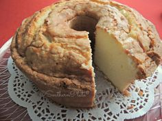 Cold Oven Pound Cake