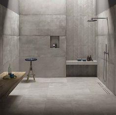 tegels: Prima Materia Cemento 60x60/80x180/60x120 by Kronos