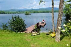 Kezar Lake summer