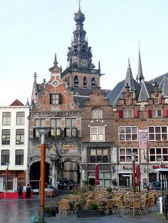 Grote Markt, Nijmegen, Netherlands...immer ein Besuch wert