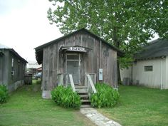 Shackup Inn in Clarksville Miss.