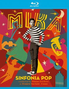cover art of the new Mika blu-ray