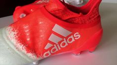 We unbox the New Womens PureChaos football boots! These boots are designed for the 2016 Rio Olympics and we are LOVING the colorway! Adidas have really . 2016 Rio, Rio Olympics 2016, Football Boots, Cleats, Soccer, Adidas, Women, Fashion, Moda