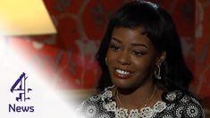 Azealia Banks on white hip-hop & #blacklivesmatter | Channel 4 News