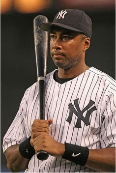 Bernie Williams ~ one of my all time faves...