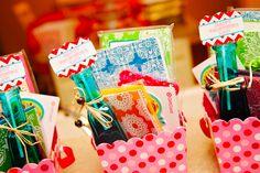 Cute gift idea...dollar store