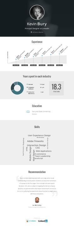 340 best infographic and visual resumes images