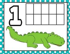 Animal number mats for numbers 1-20.If you enjoy my work and would like to help me out, please donate to my current project on Donors Choose:http://www.donorschoose.org/dbelliardThank you!