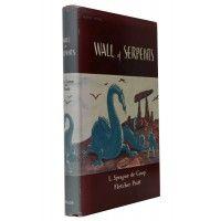 L. Sprague de Camp & Fletcher Pratt - Wall of Serpents - Avalon 1960 US First Edition