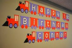 These free train party printables include invitations, decorations, favor tags and more. Great train birthday inspiration in these party posts!