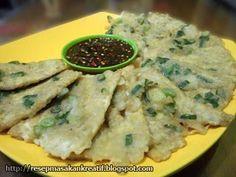 Resep Tempe Mendoan Praktis | Resep Masakan Indonesia (Indonesian Food Recipes)