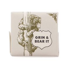 Scout Soap | Grein + Bear It | Guy Gift Idea