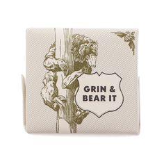 Scout Soap | Grein + Bear It | Guy Gift Idea