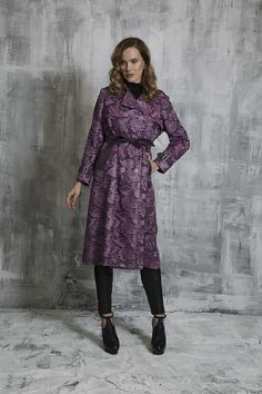 – Midnight Rose – – fhchristensen Lace Detail, Fur Coat, Velvet, Glamour, Silk, Rose, How To Wear, Collection, Fashion