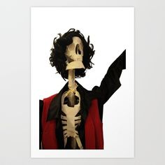 jako Art Print by Francesco Mestria - $12.48