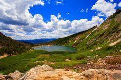 Hiking St. Mary's Glacier in Idaho Springs, Colorado. #Colorado  © 2015 Andy Spessard Photography