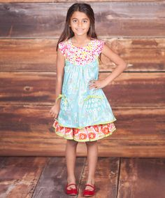 Bunny Hop Sailor Dress by Easter Sweetness: Jelly the Pug on #zulilyUK today!