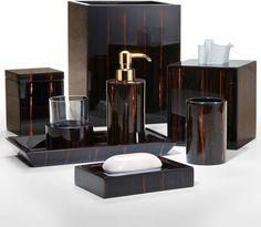 Modern Bathroom Accessories Bronze Set Pinterest And