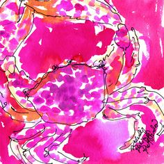 Crabby the weekend is over. #Lilly5x5