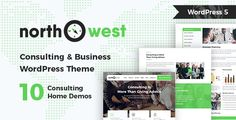 Buy Northwest - Consulting WordPress Theme by modeltheme on ThemeForest. Are you in search for a unique Consulting WordPress Theme? Sick of testing and evaluating themes? Choose the ONE com. Wordpress Template, Html Templates, Themes Free, Web Themes, Website Themes, 404 Page, Corporate Business, Best Wordpress Themes, Website Template