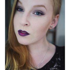 Date night-face  details in previous post #TeamMorphe #finnishgirl #selfie #ginger #lumene #meltshadylady #lasplash #makeupbyme #makeupmafia #makeupwhore #makeupaddict #bbloggers #mua #wakeupandmakeup by pocketsizeginger
