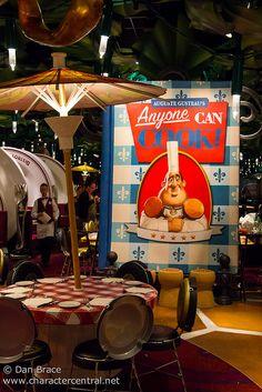 Disneyland Paris: Bistrot Chez Remy