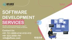 Design Development, Software Development, Real Estate Software, Google Ads, S Mo, Digital Marketing Services, Mobile App, Ecommerce, Flexibility