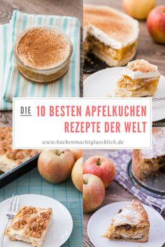 Unsere Leser und wir haben getestet - dies sind die 10 besten Apfelkuchen-Rezepte der Welt!