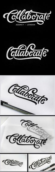 Collaborate on Behance