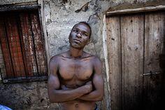 HIV-TB in Tanzania. Marcus Bleasdale
